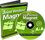 JointVentureMagnet plr Joint Venture Magnet