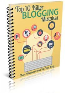 KillerBloggingMistakes Killer Blogging Mistakes