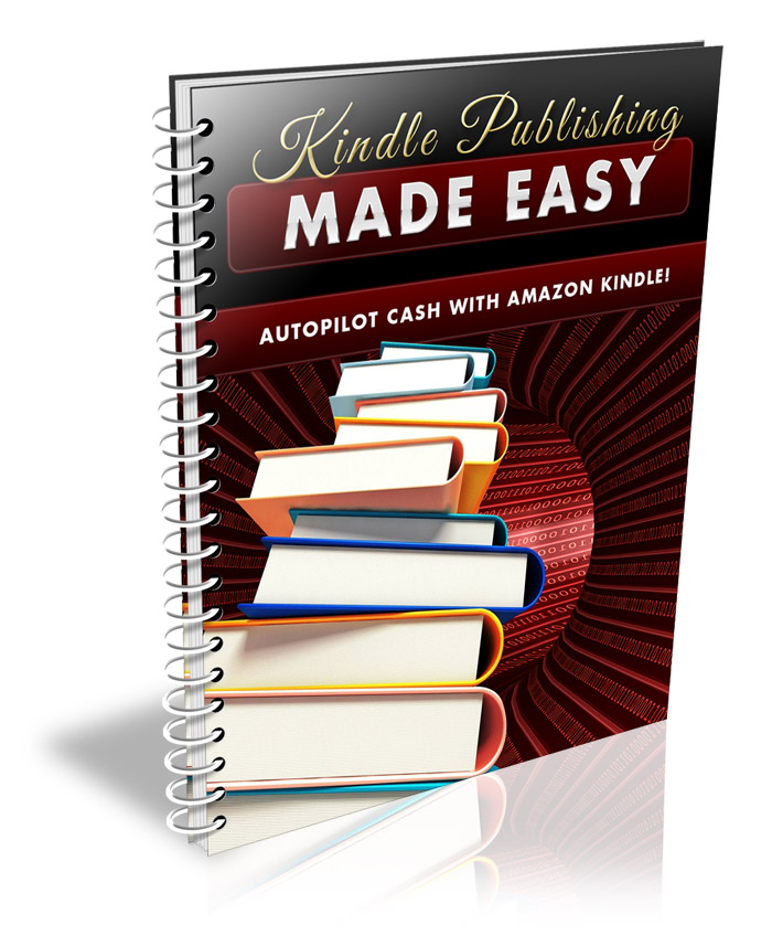 KindlePublishingMadeEasy Kindle Publishing Made Easy