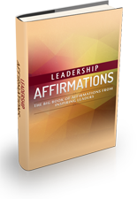 LeadershipAffirmations mrr Leadership Affirmations