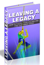 LeavingALegacy mrr Leaving A Legacy