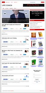 LifeCoachBlog plr Life Coach Blog