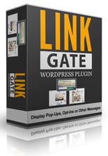 LinkGatePlugin p Link Gate Plugin