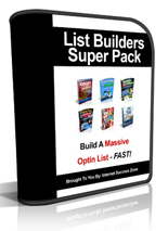 ListBuildersPack mrr List Builders Super Pack