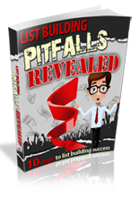 ListBuildingPitfalls mrrg List Building Pitfalls Revealed