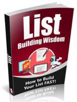 ListBuildingWisdom plr List Building Wisdom