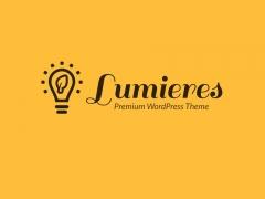 LumieresWordpressTheme mrr Lumieres Wordpress Theme