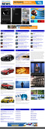 MagazineWpTheme2 pdev Magazine Style Wordpress Theme #2