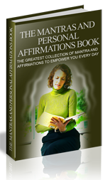 MantrasPersAffirmBook mrr The Mantras and Personal Affirmations Book
