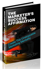 MarketersSuccessAffirm plr The Marketers Success Affirmation
