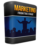 MarketingFromStage mrr Marketing From The Stage