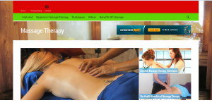 Massage PLR Blog 300x142 Massage Therapy Blog