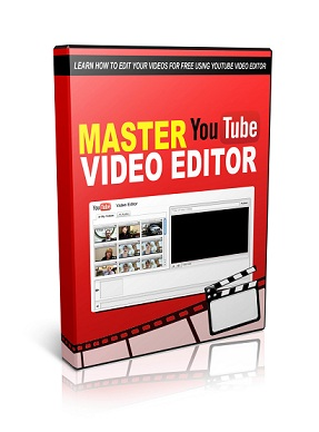 MasterYouTubeEditor plr Master YouTube Video Editor