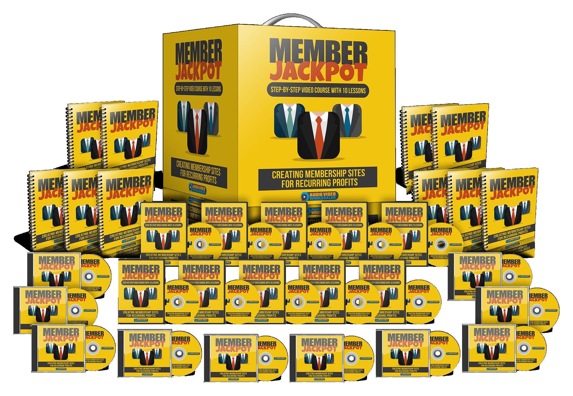 %name Member Jackpot