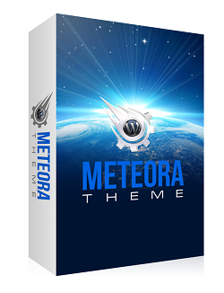 MeteoraTheme Meteora Theme