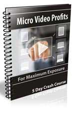 MicroVideoProfits plr Micro Video Profits