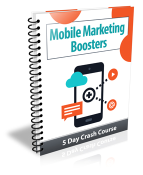 MobileMrktngBoosters plr Mobile Marketing Boosters