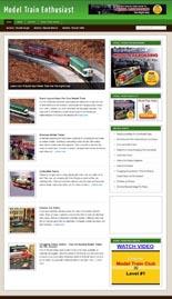 ModelTrainBlog p Model Train Niche Blog