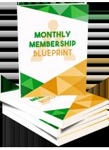 MonthlyMembershipBlueprint mrr Monthly Membership Blueprint
