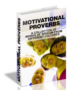 MotivationalProverbs mrr Motivational Proverbs