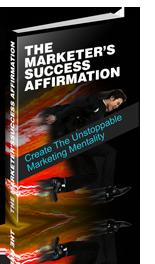 MrktrsSuccessAffrmtn mrr Marketers Success Affirmation
