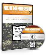 NicheMmbrshpSiteTipsVids mrrg Niche Membership Site Carving Tips Video Upgrade