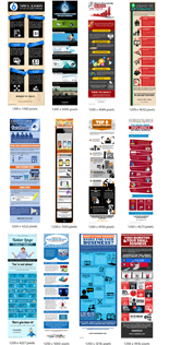 OMInfographicMegapack p Offline Marketing Infographic Megapack