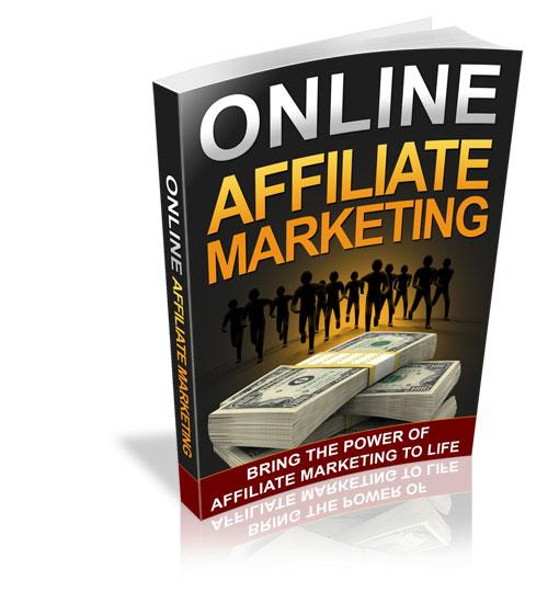 Online Affiliate Marketing Online Affiliate Marketing