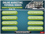 OnlineMrktngVideosV2 rr Online Marketing Training Videos Vol. 2