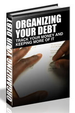 OrganizingYourDebt plr Organizing Your Debt