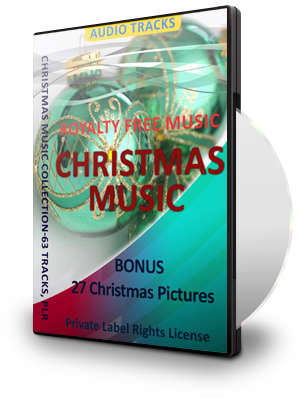 PLRChristmasMusic PLR Christmas Music