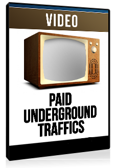 PaidUndergroundTraffics Paid Underground Traffic Sources