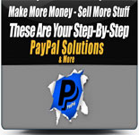 PayPalSolutionsVideos mrr PayPal Solutions Training Videos