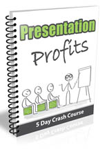 PresentationProfits plr Presentation Profits