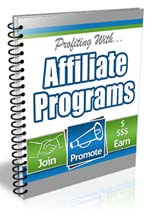 ProfitWithAffPrograms plr Profiting With Affiliate Programs