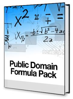 PublicDomainFormulaPack Public Domain Profits Formula