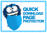QuickDlPageProtector p Quick Download Page Protector