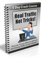 RealTrafficNotTricks plr Real Traffic Not Tricks Newsletter