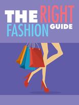 RightFashionGuide mrrg The Right Fashion Guide