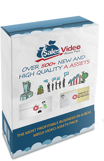 SalesVideoAssets plr Sales Video Assets