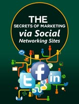 SecretsMrktngSocialNet plr Secrets of Marketing via Social Networking Sites
