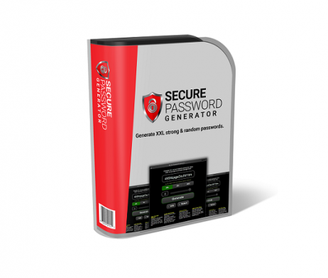 Secure Password Generator 462x392 Secure Password Generator