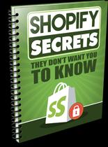 ShopifySecrets mrrg Shopify Secrets
