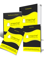 SnapchatMrktngMadeEasy p Snapchat Marketing Made Easy