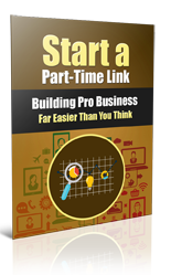 StartLinkBuildingProBiz plr Start a Part Time Link Building Pro Business