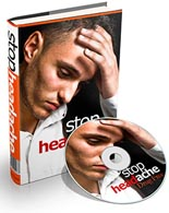 StopHeadaches plr Stop Headaches Drug Free