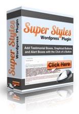 SuperStylesPlugin Super Styles WordPress Plugin