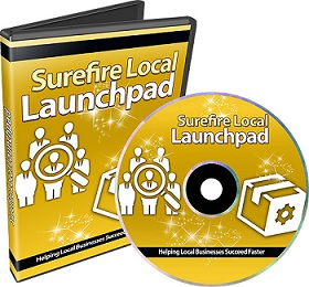 SurefireLocalLaunchpad plr Surefire Local Launchpad