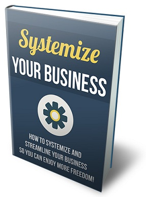 SystemizeYourBiz mrr Systemize Your Business