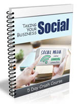 TakingYourBizSocial plr Taking Your Business Social
